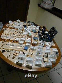 172 Piece VINTAGE HIGH END JEWELRY LOT (EVERY PIECE IS SIGNED) EXCEPT 2