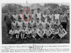 1920s President RONALD REAGAN senior high Yearbook signed Football School Play