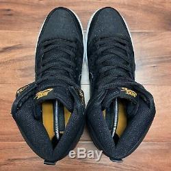 2013 Nike SB Dunk High Premium Neckface Chronicles 2 SIGNED Size 11 313171 018
