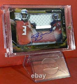 2015 Topps Strata 2/15 Jameis Winston Rpa Rookie On Card Auto Rc Ssp High End