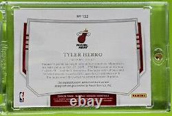 2019 National Treasures Tyler Herro RPA /75 Auto, Invest High-End Heat