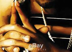 2Pac Tupac Shakur Canvas High Quality Giclee Print Wall Decor Art Poster Artwork