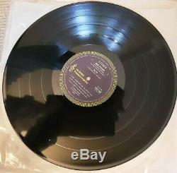AC/DC High Voltage Original Vinyl LP Signed Bon Scott Angus Malcom Young Albert