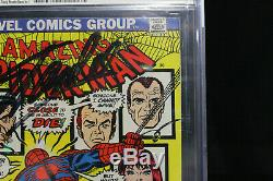 Amazing Spider-Man #121 CGC 7.5 STAN LEE SIGNED! (Marvel) HIGH RES SCANS