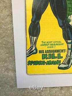 Amazing Spider-man #129 Signed Stan Lee 1st Punisher High Quality