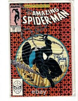 Amazing Spider-man 300 Venom Spawn Signed Todd McFarlane High Grade COA