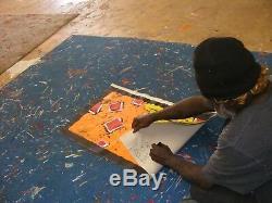 BOB GIBSON TJUNGURRAYI (Patjantja) 45cm x 90 cm Highly Collectible