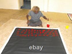 BOB GIBSON TJUNGURRYI 150CM X 240CM PATJANTJA Highly collectible