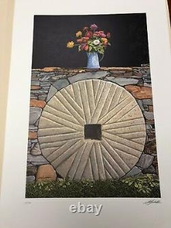 Bob Timberlake High Noon #1310 of 1500 Limited Edition Signed Print Unframed