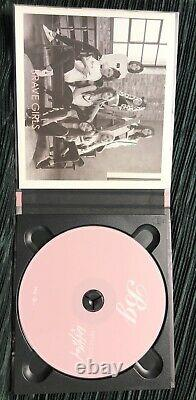 Brave Girls Signed Album Not For Sale Promo DEEPENED Kpop Rare rollin high heels