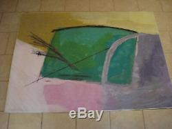 CALMAN SHEMI Signed Square of Hope #7 SoftArt with high end hanger Free Ship