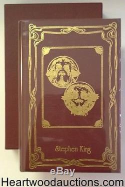 CUJO by Stephen King SIGNED LTD ED- Ultra High Grade