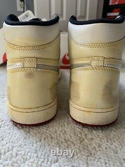 Clean Nike Air Jordan 1 OG Retro High Nigel Sylvester BMX Vintage SIGNED BOX