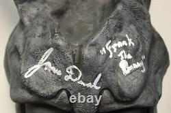 Donnie Darko Frank the Bunny Mask High Quality Prop Signed by James Duval