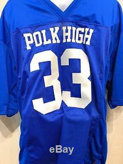 Ed O'Neill Al Bundy Polk High Signed Autograph Custom Football Jersey #33 Marrie