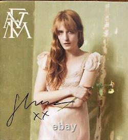 Florence And The Machine SIGNED AUTOGRAPHED High As Hope Booklet + New CD Welch