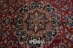 Gorgeous Traditional Handmade Signed Vintage Rug Oriental Carpet 10X13