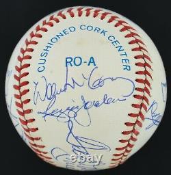 High Grade 500 Home Run Club Signed Baseball (11) Mickey Mantle Ted Williams JSA