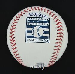 High Grade UDA Sandy Koufax Signed HOF Baseball LE #358/500 MLB Certified