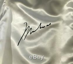 High Quality Muhammad Ali Autographed Boxing Trunks with Ali COA Mint and Rare