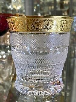 High Quality Signed Moser Splendid Whisky Double Old Fashioned Tumbler