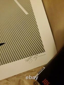JEFF BOYES Ferris Bueller's Day Off SHERMER HIGH SCHOOL Signed AP Gallery1988
