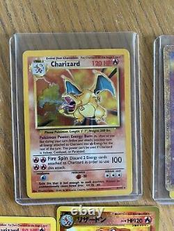 Japanese Original Mixed Sets Pokemon Cards Job Lot Original Rare (High PSA/mint)