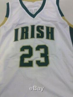 Lebron James autographed jersey high school