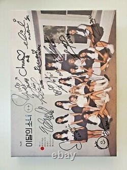 Loona Hi High Signed Promo Album