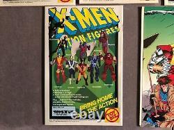 Marvel X-Men (1991) Complete Cover Set SIGNED Jim Lee/Claremont/Williams (HIGH)