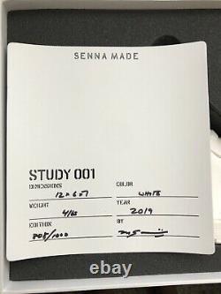 Mathew Senna Air Jordan 1High Study 001 Very Limited Resin sculpture 808/1000