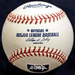Miguel Cabrera 24 Signed Auto Baseball High Grade Mint Mounted Memories Coa