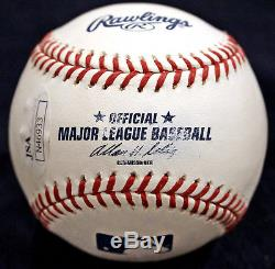 Miguel Cabrera 24 Signed Auto Mlb Baseball High Grade Full Signature Jsa Holo