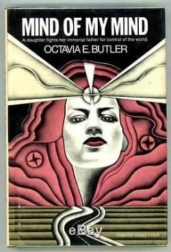 Mind of My Mind by Octavia Butler (Signed) First Edition- High Grade
