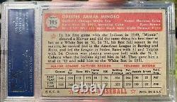 Minnie Minoso Rookie Signed 1952 Topps PSA 4 Gem Autograph High End