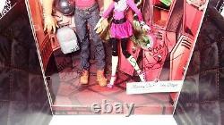 Monster High SDCC Exclusive Signed Manny Taur & Iris Clops Dolls Mattel NEW