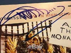 Morrissey signed Low in High School 12 LP album