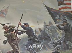 Mort Kunstler High Tide Collectible Civil War Print
