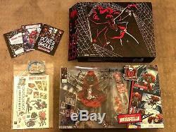 New SDCC 2013 Monster High Doll Wydowna Spider WEBARELLA Signed Creators Cast ++