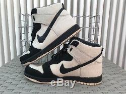 Nike Dunk High Premium Ueno Panda/PHARRELL WILLIAMS AUTOGRAPHED SIGNED