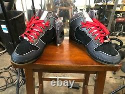 Nike Dunk SB High MF DOOM Size 10 Deadstock Signed By DOOM Himself