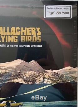 Noel Gallaghers High Flying Birds Any Road Will Get Us There Signed Edition Book