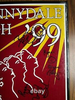 Original Buffy The Vampire Slayer Sunnydale High 99 Signed Yearbook & Diploma