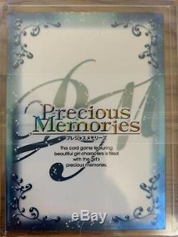 Precious Memories High School DxD Hero HAND SIGNED Rias 02-001a card