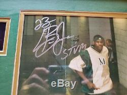 Rare Lebron James Signed St. Vincent St. Mary's High School