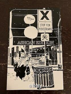 SPAWN Ten #10 10 ASHCAN Variant SIGNED DAVE SIM LIMITED 33/300 High Grade Cards