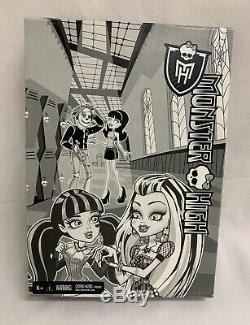 SiGnEd OOAK SDCC 2012 Exclusive Monster High Doll Scarah Screams Hoodude Voodoo