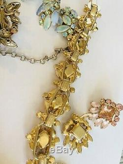 Signed Pieces Kramer, Juliana, Jomaz, Weiss High End Quality Vintage Jewelry Lot