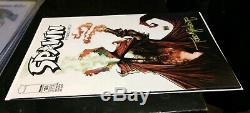 Spawn 185 Headless Variant signed by Todd McFarlane! High Grade
