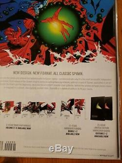 Spawn #200 Jim Lee Variant Signed by Jim Lee and Todd Mcfarlane NM HIGH GRADE